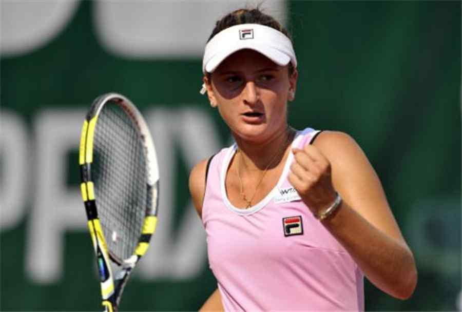 Irina-Camelia Begu in Day One: The Championships ...  |Irina Begu