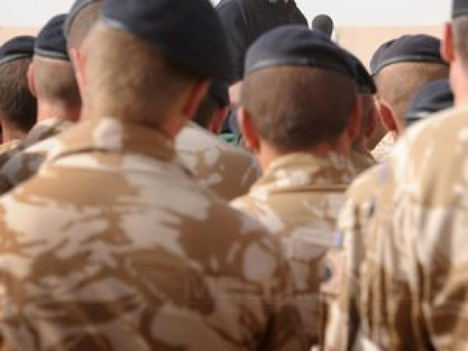 dating armata britanică din marea britanie
