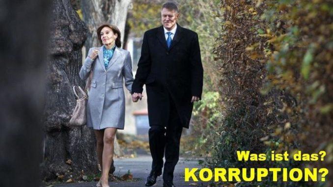 Imagini pentru carmen iohannis,klaus iohannis,was is das corruption,poze
