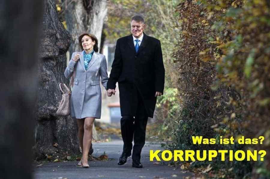 Imagini pentru KLAUS ,CARMEN IOHANNIS,TRAFICANTI DE COPII,WAS IST DAS CORRUPTION POZE