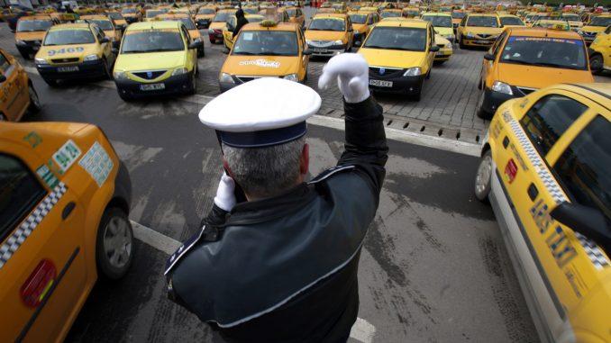 Protest Taximetristi: Acord între Guvern și Taximetriști