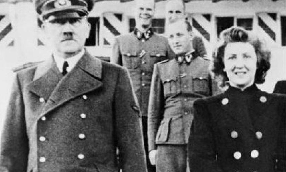 O nouă ipoteză despre sfârșitul Fuhrerului: Hitler și Eva
