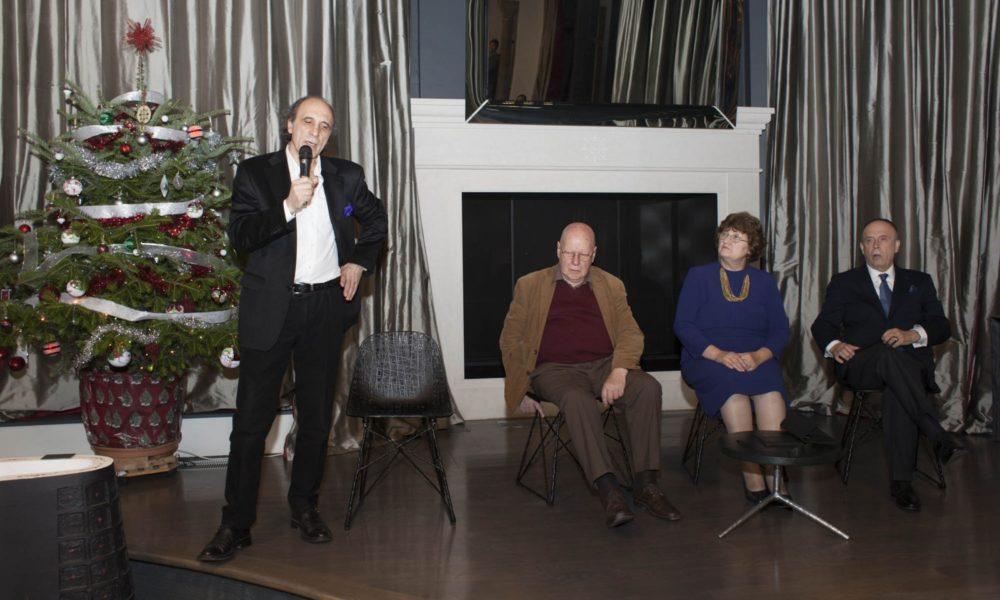 O întâlnire cu Ştefan Râmniceanu în ceremonialul Artei