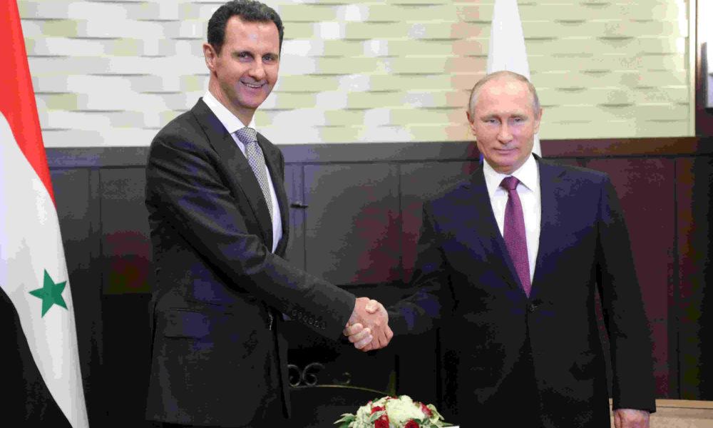 Image result for putin siria