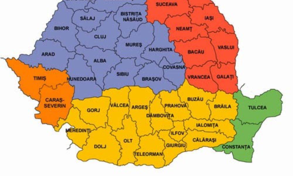 Regionalizarea Pe Inţelesul Tuturor