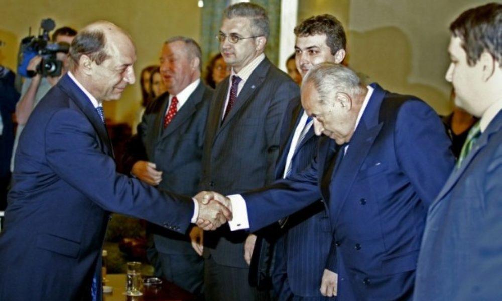 """Băsescu, altoit de Voiculescu: """"Ce îl frământă, de fapt?"""""""