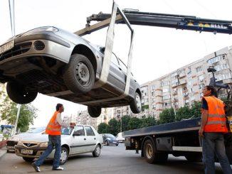 parcare neregulamentara, sectorul 3, ridicarea masinilor