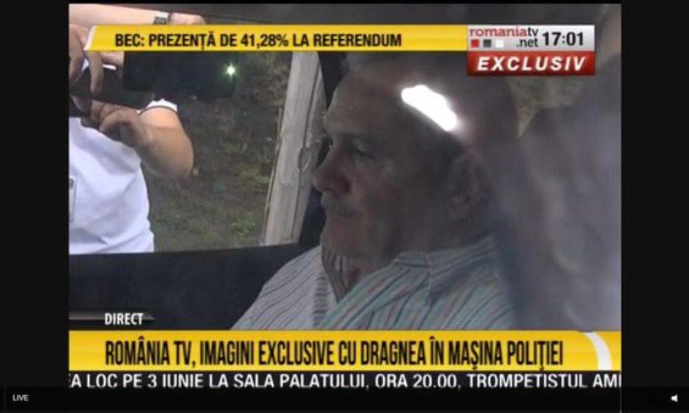 VIDEO) Liviu Dragnea, închis la Rahova cu alai