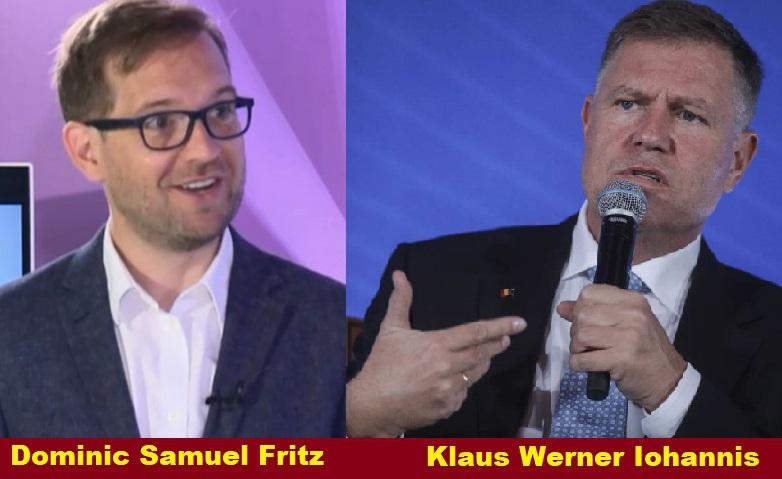 O ipoteză: Dominic Fritz-următorul Klaus Iohannis?